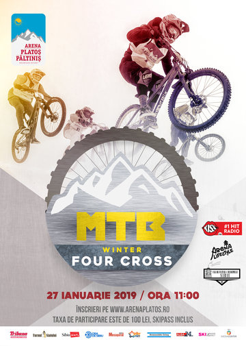 MTB Winter 4 x Cross